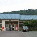 青い森鉄道・諏訪ノ平駅、古い木造駅舎が現役