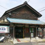 北府駅 (福井鉄道・福武線)~古色蒼然とした木造駅舎は生き残った…~