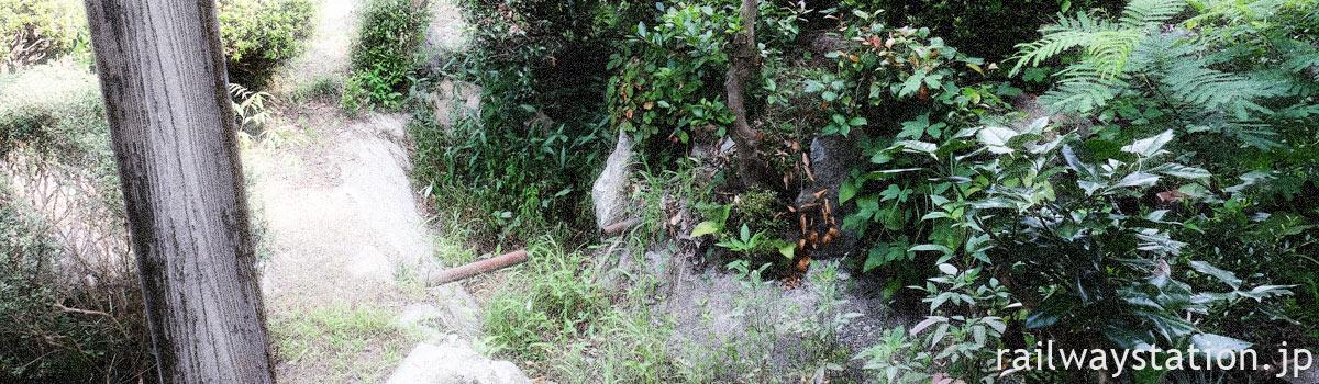 秘境駅にある駅の枯池(+池庭)、イメージ画像