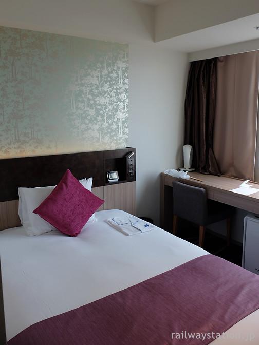 ホテルメトロポリタンさいたま新都心、スーペリアシングルルーム