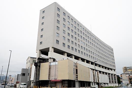 姫路市営モノレール・大将軍駅があった高尾アパート