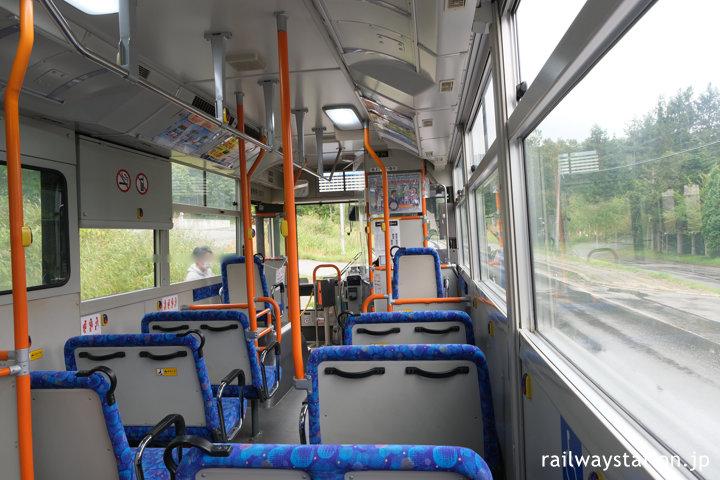 沿岸バス豊富-留萌線、一般路線バスの車両