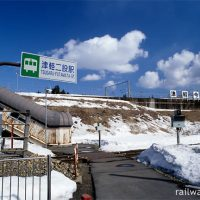 海峡線・津軽今別駅と津軽線・津軽二股駅の奇妙な関係??