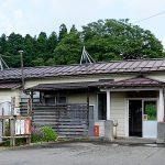 越後岩沢駅~JR飯山線最後のレトロ駅舎!?~