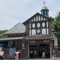 JR東日本山手線・原宿駅旧駅舎