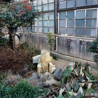 末続駅 (JR東日本・常磐線)~二つの枯池と戦後築の木造駅舎がある駅~
