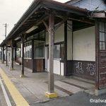 埼玉県寄居町、JR八高線・用土駅、現役同様に佇み続ける木造駅舎