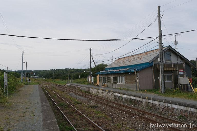 JR北海道・宗谷本線、廃止が問題になっている抜海駅