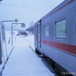 南下沼駅 (JR北海道) ~冬の宗谷本線、廃止迫る小さな駅…~