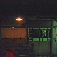 鷹泊駅 (JR北海道・深名線)~廃線後、木造駅舎は朽ちるままに…~