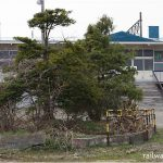 JR北海道・函館本線・豊沼駅に残る廃れた池庭