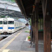 東別府駅(JR九州・日豊本線)~取り壊しから救われた明治の木造駅舎~