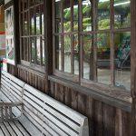 上臼杵駅 (JR九州・日豊本線)~木造駅舎と庭園のように植栽が美しい駅~