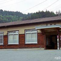 伊勢奥津駅(JR東海・名松線)~山間ののどかな終着駅~