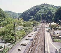 JR東海・中央本線(中央西線)、名古屋近郊の秘境駅・古虎渓駅