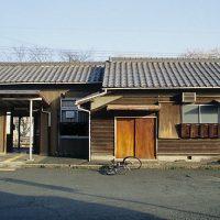 JR東海・飯田線・野田城駅、昭和7年築の木造駅舎が現役