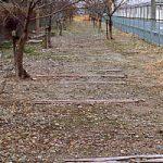 武豊駅より先、日本油脂専用線と武豊線・武豊港駅への廃線跡