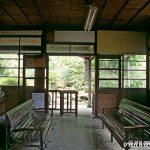 湯里駅 (JR西日本・山陰本線)~時が止まったままの木造駅舎~