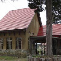 日中線・熱塩駅~廃線後も日中線記念館として保存された洋風駅舎~