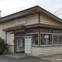 西幡豆駅(名鉄・蒲郡線)~名鉄のローカル線、小さな木造駅舎が残る駅~