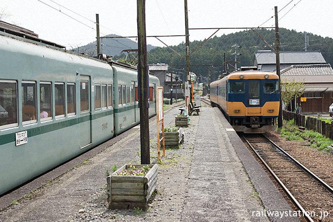 大井川鉄道・地名駅、南海や近鉄の古豪車両がゆく