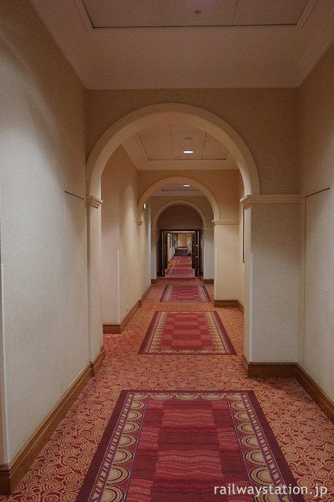 ヒルトン・ロンドン・パディントン、廊下