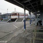 鉾田駅 (鹿島鉄道)~看板建築な木造駅舎の後味悪い思い出…~