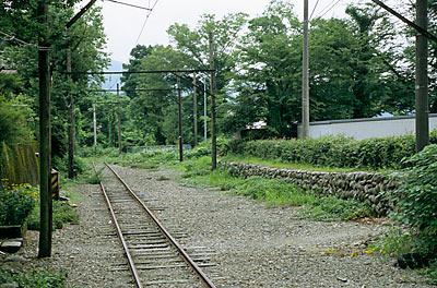 北陸鉄道・石川線・加賀一の宮駅、現在はレールが果てる終着駅…