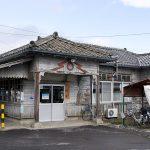 新村駅 (アルピコ交通・上高地線)~使い込まれた味わいが素晴らしい木造駅舎~
