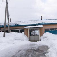 大沢内駅(津軽鉄道・津軽鉄道線)~雪の中に佇む昭和感漂う木造駅舎~