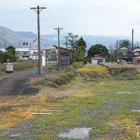 八東駅 (若桜鉄道)~昭和の木造駅舎など古き良きローカル線の風情が残る駅~