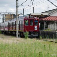 揖斐駅 (養老鉄道)~味わい残した木造駅舎が佇む終着駅~